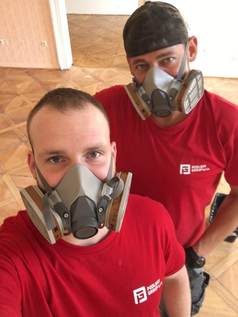 Renovace podlahy